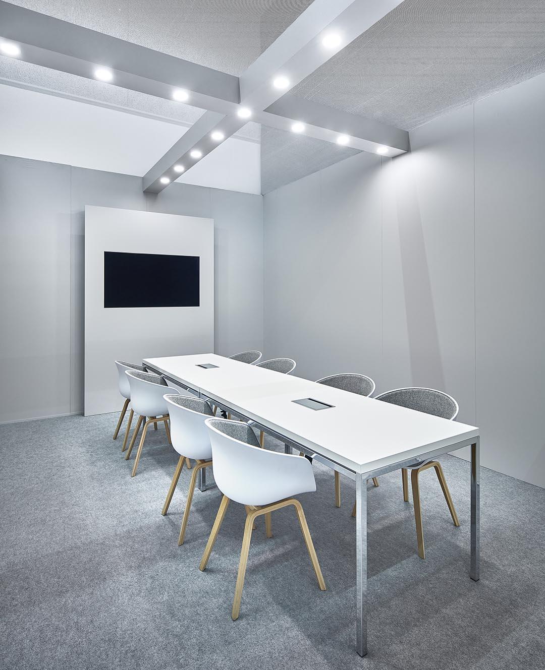 Innenarchitektur für Besprechungsraum