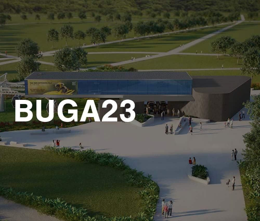 Titelbild Buga23