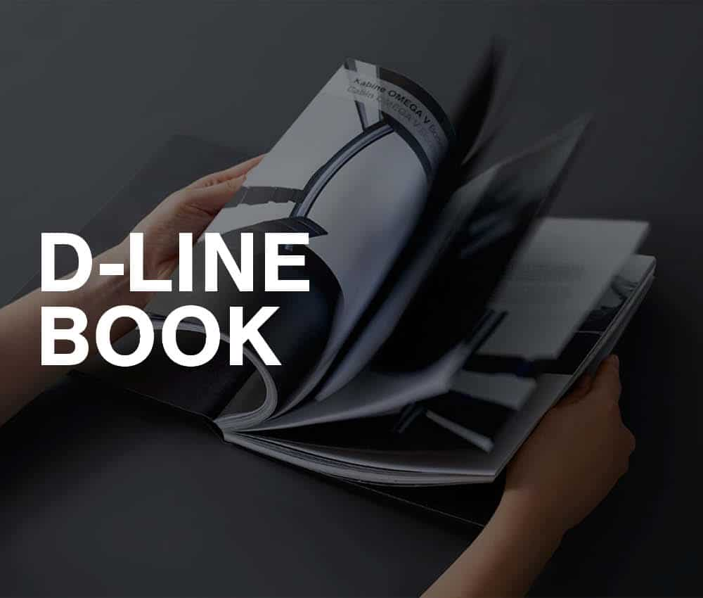 Titelbild D-Line Book