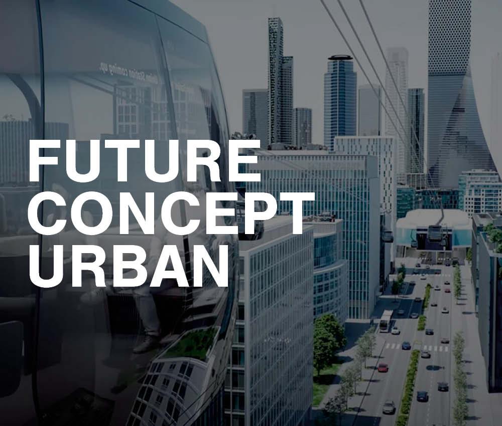 Titelbild Future Concept Urban
