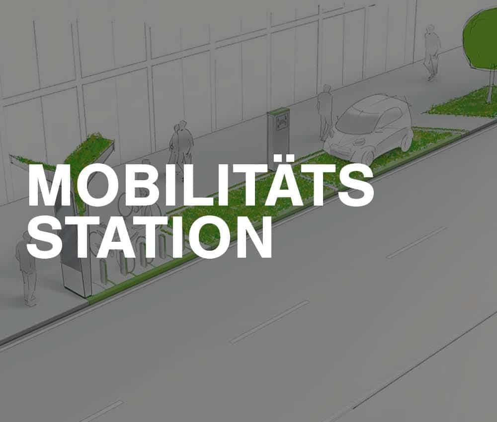 Titelbild Mobilitätsstation
