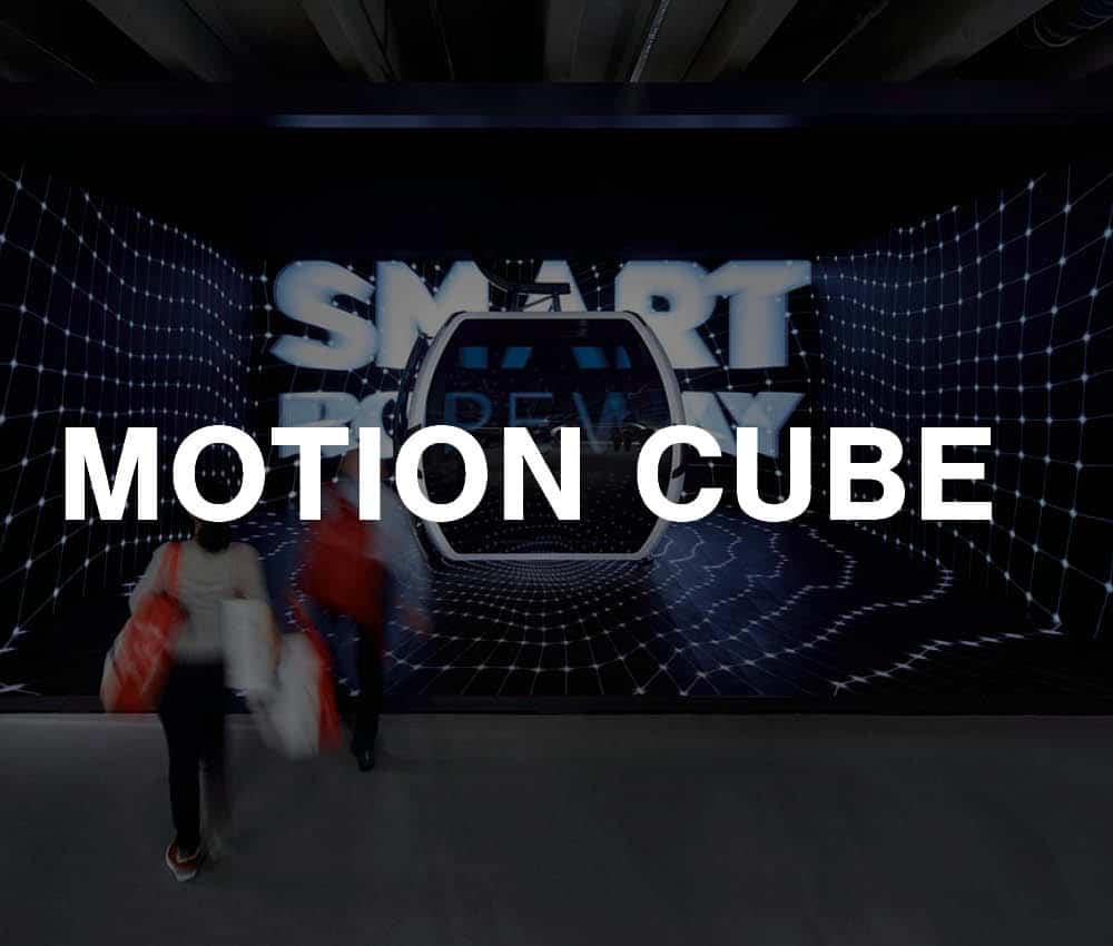 Titelbild Motion Cube