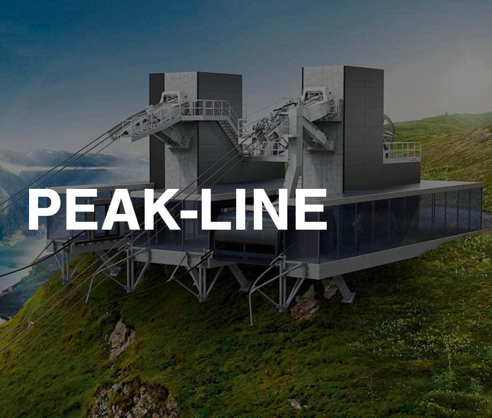 Titelbild Peak-Line
