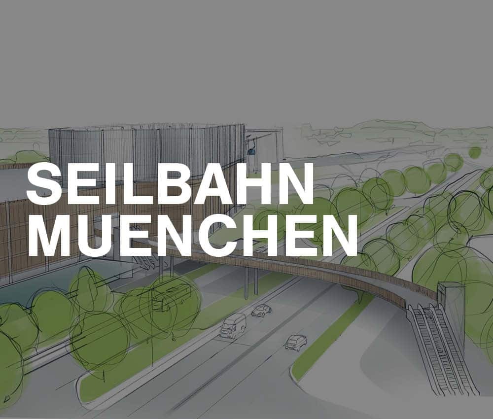 Titelbild Seilbahn München