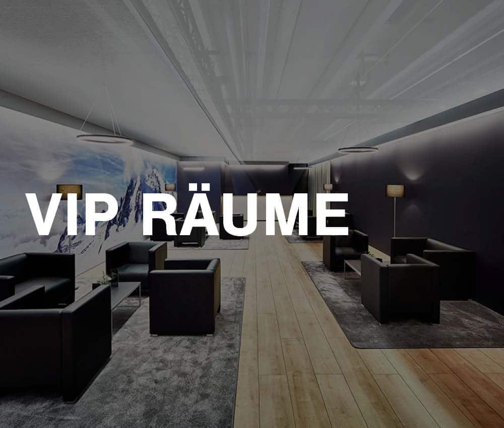 Titelbild VIP-Räume